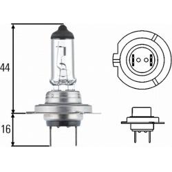 Lemputė H7