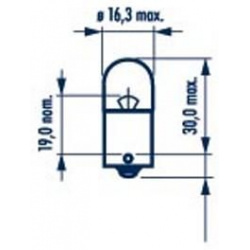 Lemputė R5W