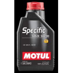Alyva MOTUL SPECIFIC 505 01-502 00 1L