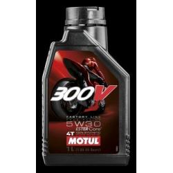 Alyva MOTUL 300V 5W30 FACTORY LINE 4T 1L