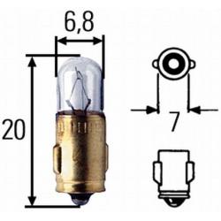 Lemputė 2W