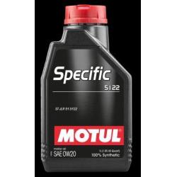Alyva MOTUL SPECIFIC 5122 0W20 1L