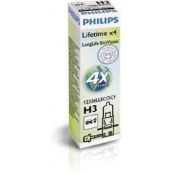 Lemputė H3 LongLife EcoVision
