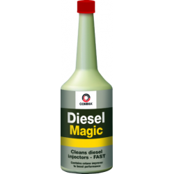 Valiklis dyzeliniams purkštukams Diesel Magic