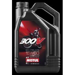Alyva MOTUL 300V 15W60 FACTORY LINE OFF ROAD 4T 4L