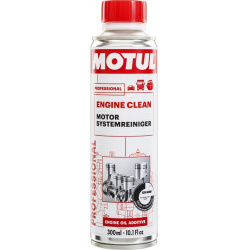 Priedas MOTUL ENGINE CLEAN AUTO 300ml