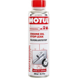 Priedas MOTUL ENGINE OIL STOP LEAK 300ml