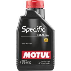 Alyva MOTUL SPECIFIC RBS0-2AE 0W20 1L