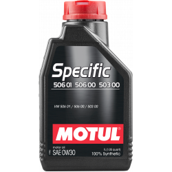 Alyva MOTUL SPEC VW 506.01 506.00 503.00 0W30 1L