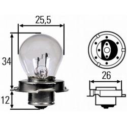 Lemputė P26s