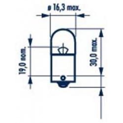Lemputė R10W