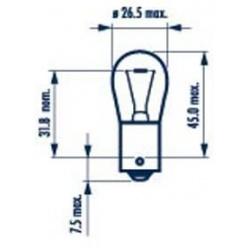Lemputė PY21W