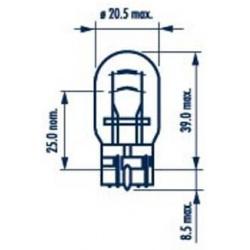 Lemputė W21/5W