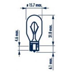 Lemputė W16W