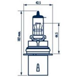 Lemputė HB1