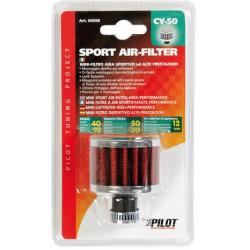 Filtras oro sportinis