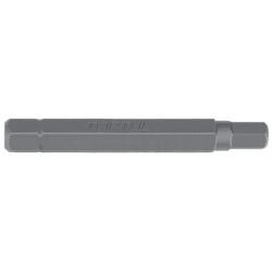 Antgalis atsuktuvo HEX 10x7mm, ilgis: 75mm