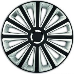 Ratų gaubtai TREND Black-Silver R16