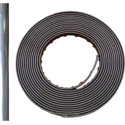 Apsauginė guma aliumininė 12mm
