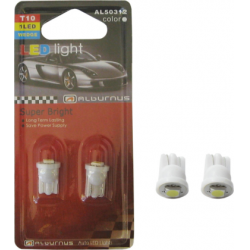 Lemputės 1LED T10 SMD