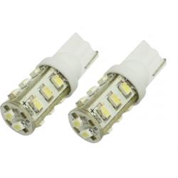 Lemputės LED T10 14SMD CANBUS