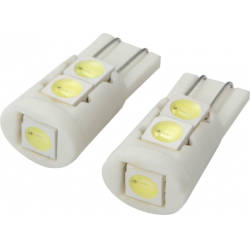 Lemputės T10 5SMD B CERAMIC
