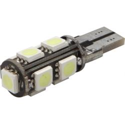 Lemputės T10 9SMD