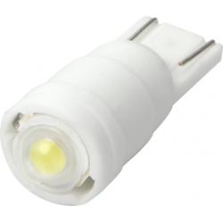 Lemputės 1LED T10 CERAMIC C