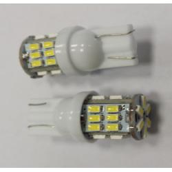 Lemputės T10 30SMD