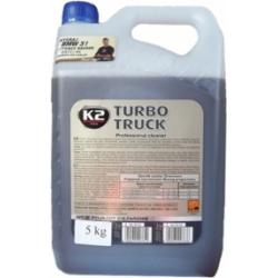 Valiklis sunkvežimiams TURBO TRUCK