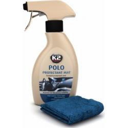 Polirolis Polo Protectant skystas + mikro šluostė