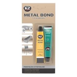Klijai epoksidiniai metalui 2-jų komponentų