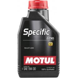 Alyva MOTUL SPECIFIC 2290 5W30 1L