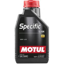Alyva MOTUL SPECIFIC LL-04 5W40 1L