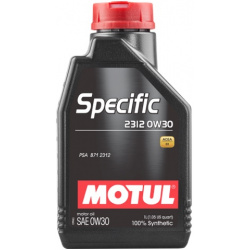 Alyva MOTUL SPECIFIC 2312 0W30 1L