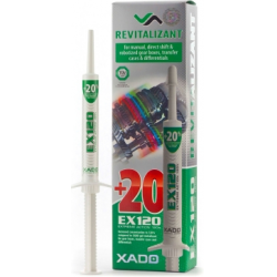 Revitalizantas EX120 pavarų dėžėms ir reduktoriams