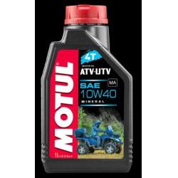 Alyva MOTUL ATV-UTV 4T 10W40 1L