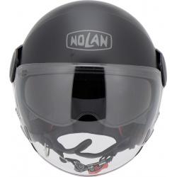 Šalmas Nolan N21 Visor Classic Jet M