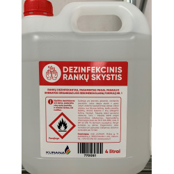 Dezinfekcinis skystis 4L