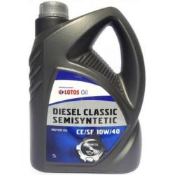 Alyva DIESEL CLASSIC 10W40 5L