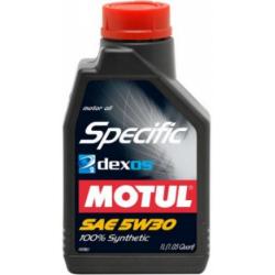 Alyva MOTUL SPECIFIC DEXOS2 5W30 1L
