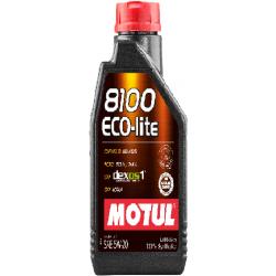 Alyva MOTUL 8100 ECO-LITE 5W20 1L