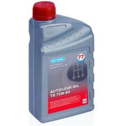 Alyva Lub  Oil77 TX 75W80 1L