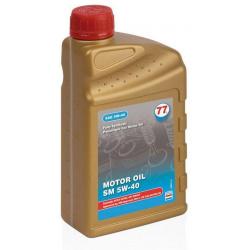 Alyva Lub  Oil77 SM 5W40 1L