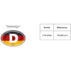 """Lipdukas """"D-Vokietija"""""""