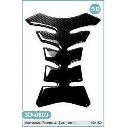 Iškilus lipdukas 3D-0609