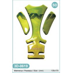 Iškilus lipdukas 3D-0619