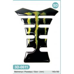 Iškilus lipdukas 3D-0611