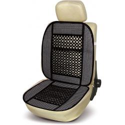 Užvalkalai sėdynėms (vasariniai juodi)