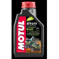 Alyva MOTUL ATV-UTV EXPERT 4T 10W40 1L
